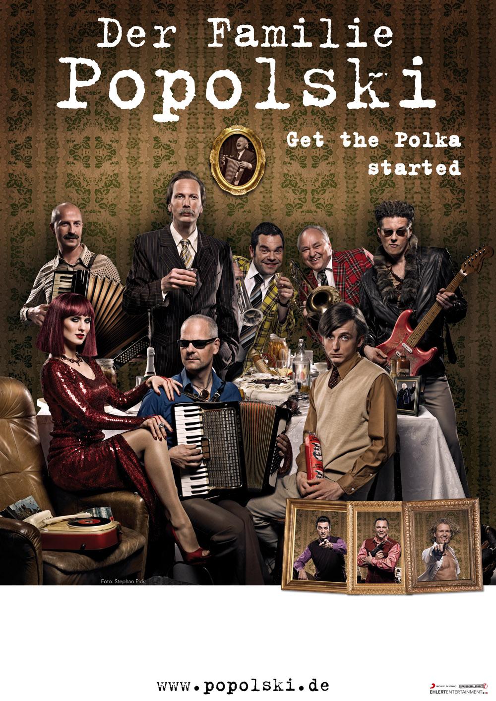 Familie Popolski